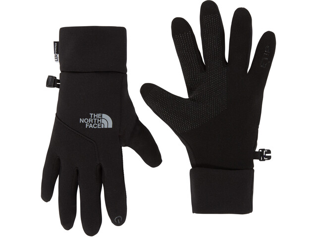 The North Face Etip Gloves Women tnf black